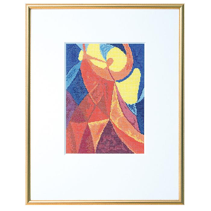 Набор для вышивания Музыкальный ангел 3 (графика), 20 х 26 см2510Набор для вышивания Acufactum Музыкальный ангел 3 (графика) содержит в комплекте 12-ниточный лен, однониточное матовое мулине (крученый хлопок), цветная символьная схема и идеи, как применить готовую вышивку, от самой Ute Menze! Инструкция: работа в технике счетный крест в одну нить. Наборы для вышивания Acufactum не производятся в промышленных масштабах, что говорит об их эксклюзивности. Оригинальные сюжеты Ute Menze с проработанной схемой доставят Вам массу удовольствия во время творчества. А готовые работы не останутся не замеченными Вашими друзьями! Acufactum - это синоним восхитительного стиля!