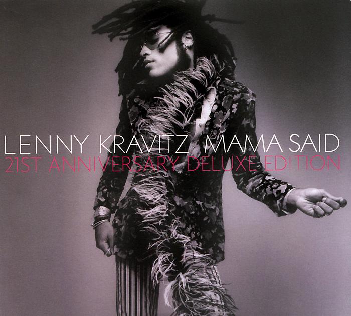 Lenny Kravitz. Mama Said. 21st Anniversary Deluxe Edition (2 CD)