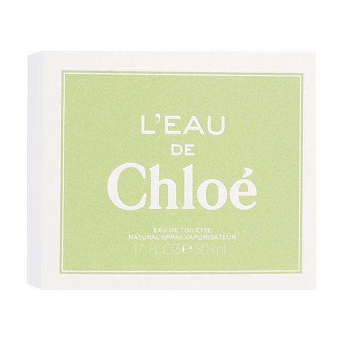Chloe Туалетная вода Leau De Chloe, 50 мл