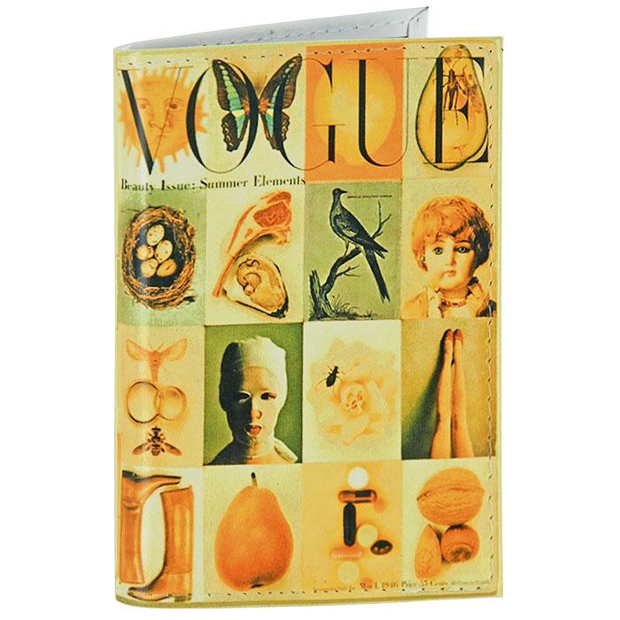 Визитница Vogue. VIZIT-058VIZIT-058Визитница Vogue изготовлена из натуральной кожи с ярким принтом и надписью Vogue. Внутри находится съемный блок односторонних кармашков, рассчитанных на хранение 18 визиток или кредитных карт. Визитница станет отличным подарком человеку, ценящему практичные и стильные вещи, а качество его исполнения представит такой подарок в самом выгодном свете.