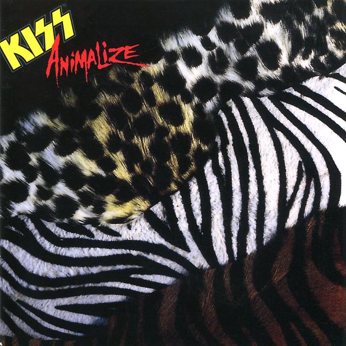 Kiss. Animalize