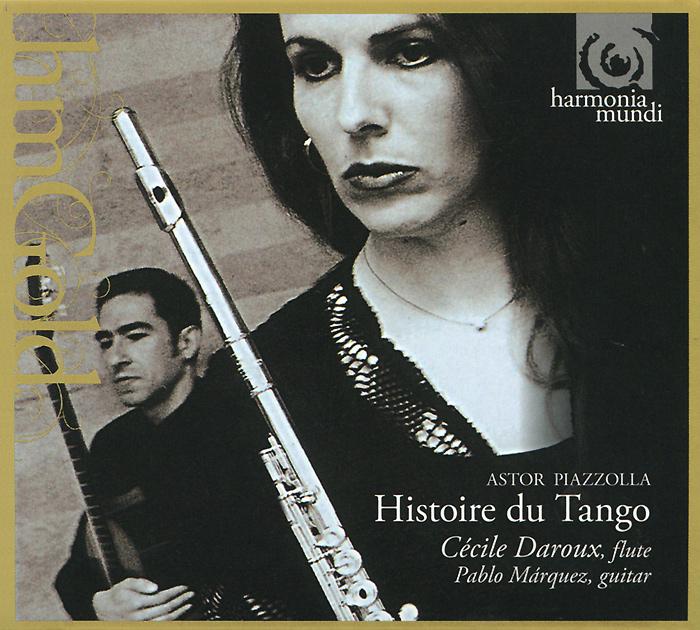 Cecile Daroux. Piazzolla. Histoire Du Tango