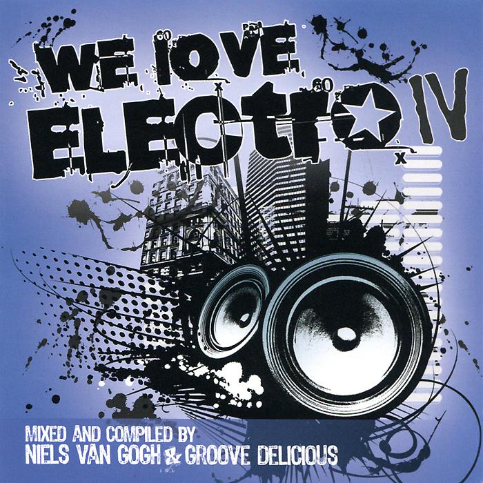 We Love Electro IV (2 CD) 2012 2 Audio CD