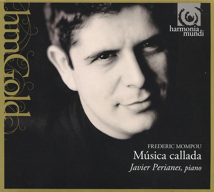 Javier Perianes. Mompou. Musica Callada