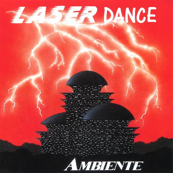 Laser Dance. Ambiente