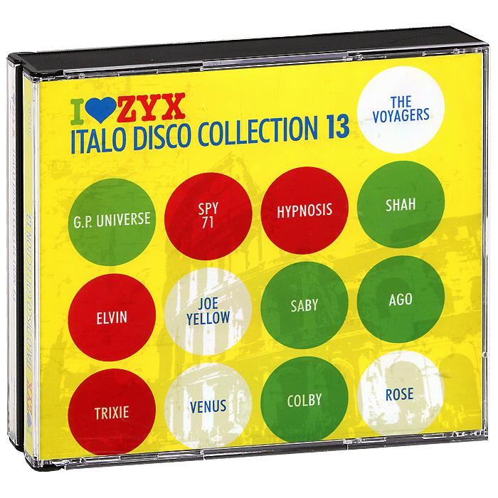 Italo Disco Collection 13 (3 CD)