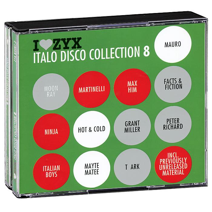 Italo Disco Collection 8 (3 CD)