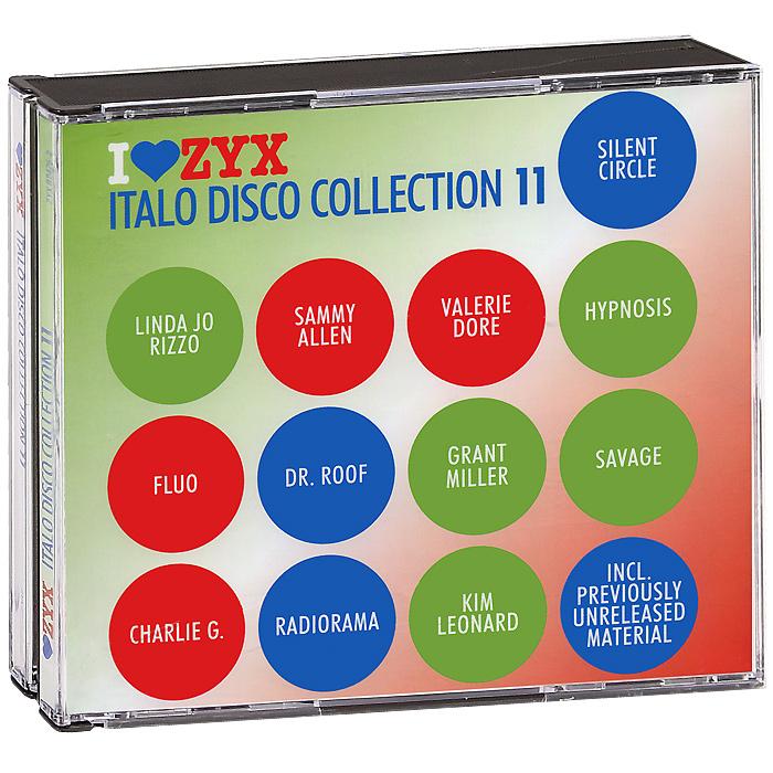 Italo Disco Collection 11 (3 CD)