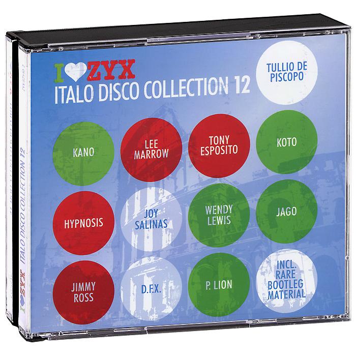 Italo Disco Collection 12 (3 CD)