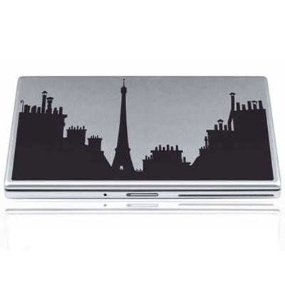 Стикер Paristic Мини-вид на Эйфелеву башню, цвет: черный, 14 х 36 смПР00171Стикер Paristic Мини-вид на Эйфелеву башню - это уникальная возможность создать неповторимый индивидуальный облик интерьера вашего дома. Стикер, изображающий силуэты домов Парижа вокруг знаменитой Эйфелевой башни, выполнен из матового винила - тонкого эластичного материала, который хорошо прилегает к любым гладким и чистым поверхностям, легко моется и держится до семи лет, при снятии не оставляет следов. Такой оригинальный элемент декора придаст интерьеру креативность и новое настроение и станет великолепным украшением, притягивающим заинтересованные взгляды окружающих. В комплекте со стикером предусмотрена подробная инструкция по наклеиванию (на русском языке).