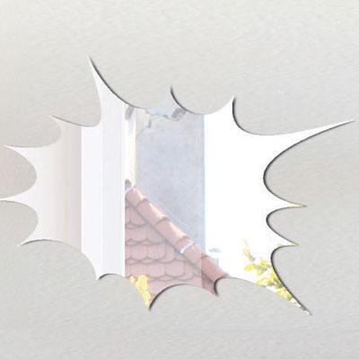 Декоративное зеркало Paristic PAFF!, 29 x 40 смПР01012Декоративное зеркало Paristic PAFF! - это уникальная возможность придать интерьеру неповторимый индивидуальный облик. Оно наполнит дом светом, теплом и радостью. Зеркало выполнено из гибкого органического стекла - более легкого и прочного материала по сравнению с обычным стеклом. Такое зеркало более устойчиво к повреждениям и обеспечивает максимальный визуальный эффект. Такой оригинальный элемент декора добавит в интерьер креативность и солнечное настроение и станет великолепным украшением, притягивающим заинтересованные взгляды окружающих. На оборотной стороне упаковки имеется подробная инструкция по наклеиванию (на русском языке). Характеристики: Материал: гибкое органическое зеркало. Размер зеркала (В x Ш): 29 см х 40 см. Размер упаковки: 47,5 см х 32 см. Производитель: Франция. Артиул: ПР01012. Paristic - это стикеры высокого качества. Художественно выполненные стикеры, создающие эффект обмана зрения, дают...