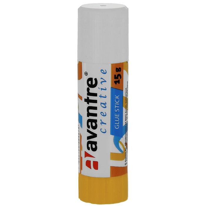 Клей-карандаш Creative, 15 гAV-GLST0315Клей-карандаш Creative незаменим в доме, школе и офисе. Он легко наносится, надежно склеивает бумагу и фотографии, не деформируя поверхность. Клей долго хранится, не имеет запаха и отстирывается с большинства тканей.