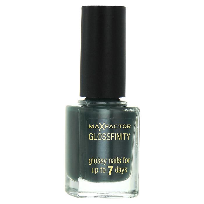Лак для ногтей Max Factor Glossfinity, тон №175, 11 мл81344580Лак для ногтей Max Factor Glossfinity - неотъемлемый элемент безупречного внешнего вида и прекрасный завершающий штрих вашего роскошного образа. Этот лак создает на ногтях суперглянцевое покрытие, долго сохраняющее отличный вид, словно лак был нанесен только что. Текстура лака Glossfinity имеет оптимальную плотность для удобного и равномерного нанесения. Безупречно держится до семи дней. Лаки для ногтей от Max Factor не содержат компонентов, нарушающих целостность ногтевой пластины, не вызывают нежелательной пигментации и сухости ногтей. Характеристики: Тон: №175 (aqua marine). Объем: 11 мл. Производитель: Франция. Артикул: 81344580. Товар сертифицирован.