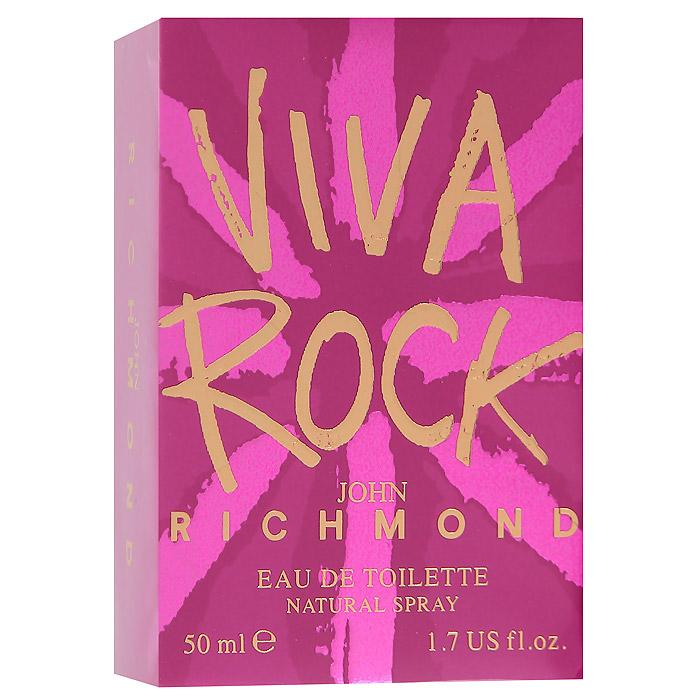 """John Richmond """"Viva Rock"""". ��������� ����, 50 ��"""