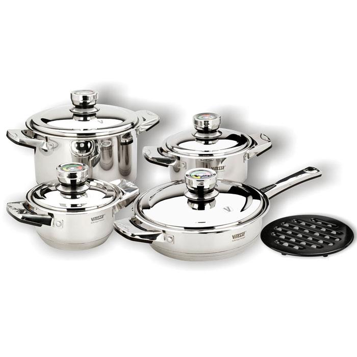 Набор посуды Vitesse Denise 9 предметов VS-1000