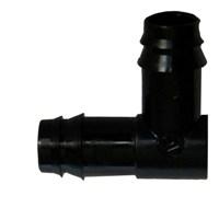 Набор угольников 90° для капельной линии, 16 мм, 2 шт