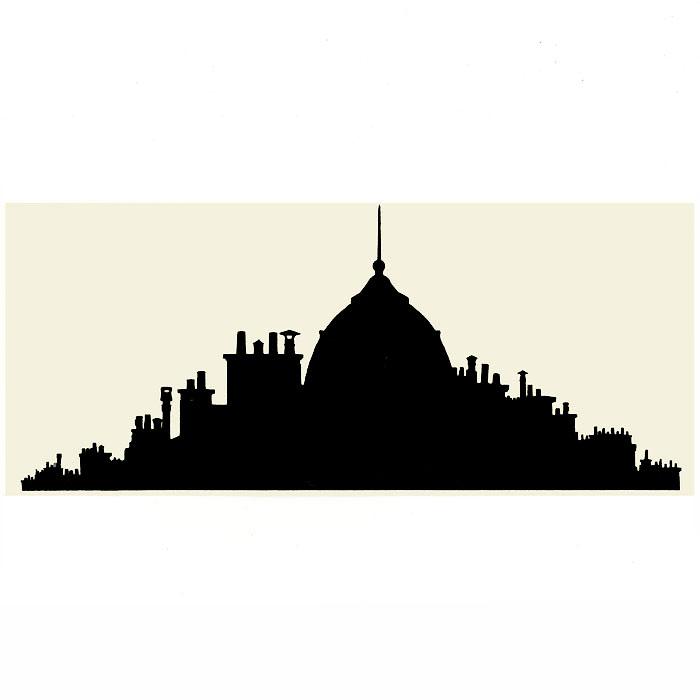 Стикер Paristic Мини-вид на Купол № 2, цвет: черный, 17 х 36 см41324Стикер Paristic Мини-вид на Купол - это уникальная возможность создать неповторимый индивидуальный облик интерьера вашего дома. Стикер, изображающий силуэты домов с куполом в центре, выполнен из матового винила - тонкого эластичного материала, который хорошо прилегает к любым гладким и чистым поверхностям, легко моется и держится до семи лет, при снятии не оставляет следов. Такой оригинальный элемент декора придаст интерьеру креативность и новое настроение и станет великолепным украшением, притягивающим заинтересованные взгляды окружающих. В комплекте со стикером предусмотрена подробная инструкция по наклеиванию (на русском языке). Характеристики: Материал: винил. Цвет: черный. Размер стикера (В х Ш): 17 см х 36 см. Размер упаковки: 42,5 см х 20,5 см. Производитель: Франция. Paristic - это стикеры высокого качества. Художественно выполненные стикеры, создающие эффект обмана зрения, дают необычную возможность...