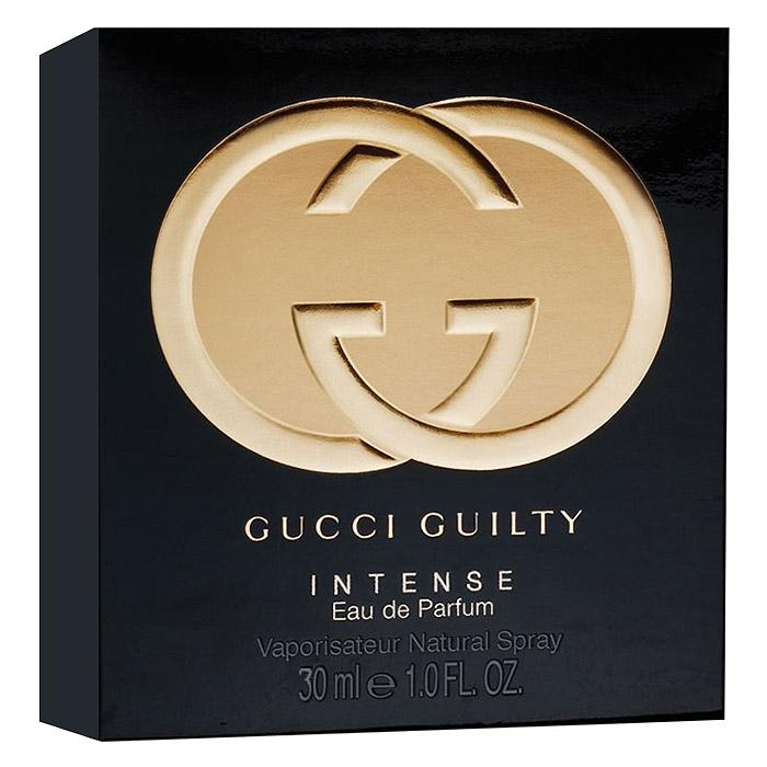 Gucci Guilty Intense. Парфюмерная вода, 30 мл0737052524948Gucci Guilty Intense - это пьянящий цветочно-восточный аромат, содержащий чрезмерную дозу розового перца и сирени. Он открывается нотами мандарина и розового перца. Цветы сирени, фиалки и гелиотропа образуют сердце этой композиции. А база из пачули и амбры завершает неповторимый образ. Классификация аромата : восточный, цветочный. Пирамида аромата : Верхние ноты: мандарин, розовый перец. Ноты сердца: сирень, фиалка, гелиотроп. Ноты шлейфа: амбра, пачули. Ключевые слова : Дерзкий, поразительный, пьянящий, незабываемый!