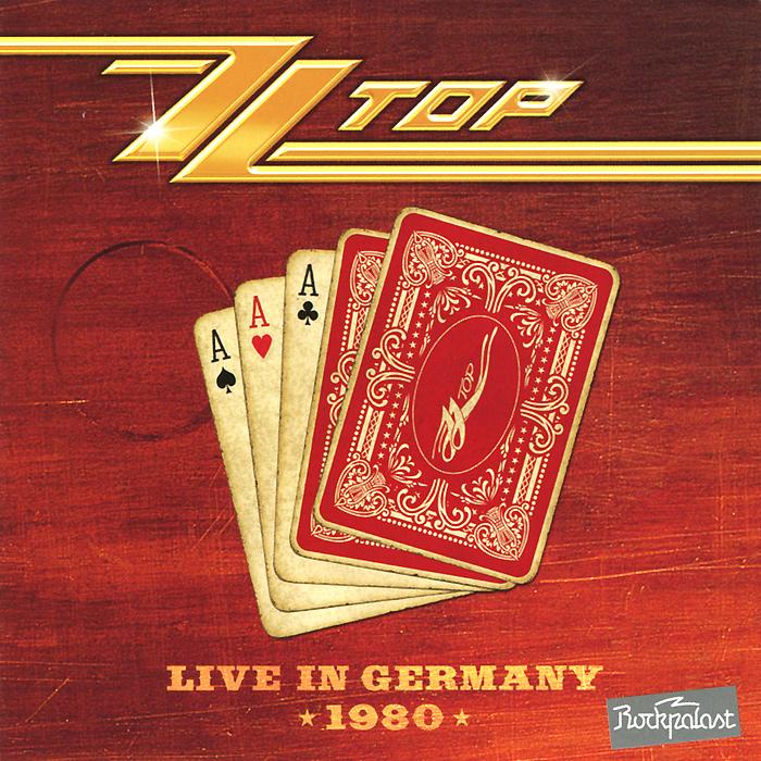 ZZ Top. Live In Germany 1980