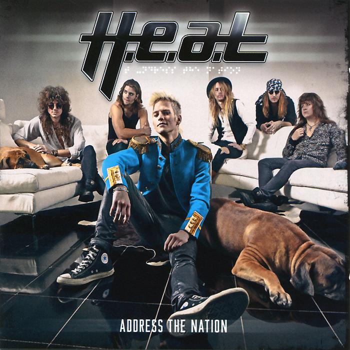 H.E.A.T. Address The Nation