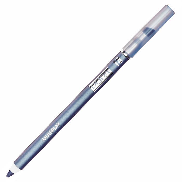 PUPA Карандаш для век с аппликатором Multiplay Eye Pencil, тон 13 небесный голубой , 1.2 г244013Pupa Multiplay - карандаш для глаз 3 в 1. Сочетает в себе эффект карандаша для глаз для интенсивного цвета, эффект подводки и эффект теней для век. В состав карандаша входит масло жожоба, витамин Е и масло семени хлопчатника для защитного и успокоительного эффекта. Исключительная кремообразная текстура и латексный аппликатор обеспечивают легкое и безупречное нанесение. Характеристики: Вес: 1,2 г. Тон: №13. Производитель: Италия. Артикул: 244013. Товар сертифицирован. Pupa - итальянский бренд, принадлежащий компании Micys. Компания была основана в 1970-х годах в Милане и стала любимым детищем семьи Гатти. Pupa - это декоративная косметика для тех, кто готов экспериментировать, создавать новые образы и менять свой стиль в поисках новых проявлений своей индивидуальности. Яркие цвета Pupa воплощают в себе особенное видение красоты как многогранного сочетания чувственности и...
