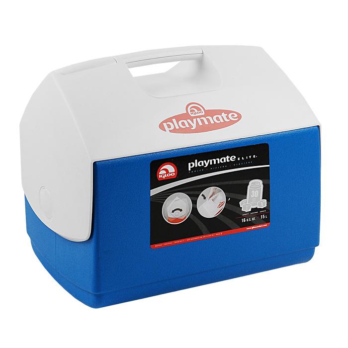 Изотермический контейнер Igloo Playmate Elite, 15 литров43364Легкий и прочный изотермический контейнер Igloo Playmate Elite, изготовленный из высококачественного пластика, предназначен для транспортировки и хранения продуктов и напитков. Особенности изотермического контейнера Igloo Playmate Elite: - оригинальный замок на верхней крышки Playmate-Realise для открывания одной рукой; - крышка распахивается, обеспечивая легкий доступ к содержимому; - фирменный дизайн Playmate; - защелка надежно фиксирует крышку; - UltraTherm изоляция корпуса и крышки сохраняет содержимое холодным; - эргономичный гладкий дизайн корпуса; - экологически чистые материалы.