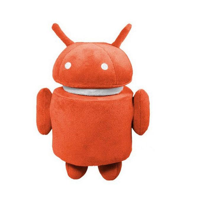 Плюшевая игрушка Android, цвет: красный, 17 смAND007Самая популярная операционная система для мобильных устройств воплощена в замечательной плюшевой игрушке. Знаменитый робот Android теперь существует не только на заставке телефона! Яркая плюшевая фигурка красного цвета выполнена из нетоксичных, экологически чистых материалов и поэтому не имеет ограничений по возрасту. Она очень мягкая и чрезвычайно приятная на ощупь, ее можно поставить на ножки. У игрушки крутится голова, на пузике вышита надпись Android. Плюшевый робот будет отлично смотреться в качестве веселого подарка - в первую очередь, конечно, для фанатов ОС Android.