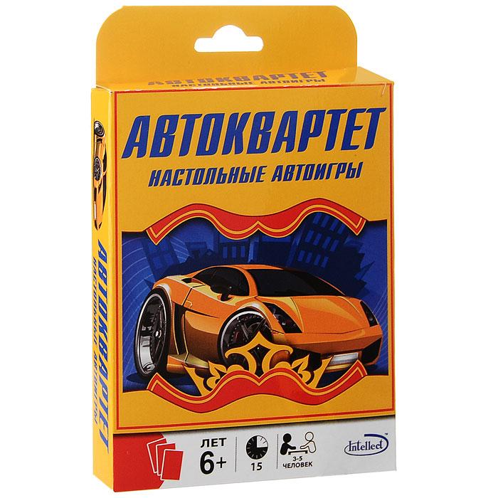"""Настольная игра """"Автоквартет"""" ( 4620761171182 )"""
