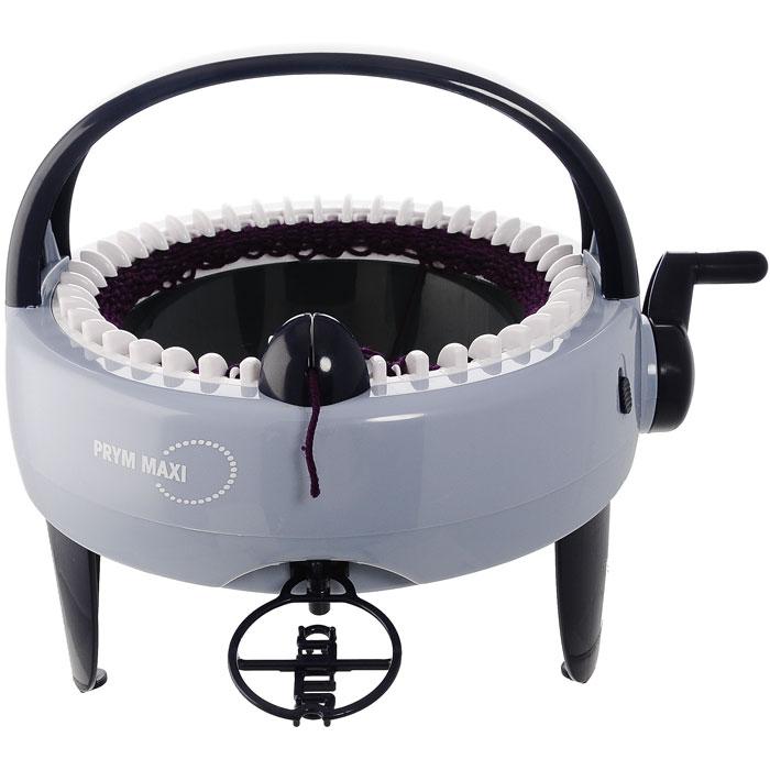 Мельница для вязания Prym Макси, полуавтоматическая624170Мельница для вязания Prym Макси, выполненная из пластика, это простая в использовании вязальная машинка. Она оснащена переключателем режима, рукояткой, нитеводителем, устройством для натяжения нити, ножками с противоскользящими вставками, а также ручкой-держателем и пластиковой иглой. Мельница используется для кругового вязания на 44 иглах или вязания рядами на 40 иглах в прямом и обратном направлении. Великолепная возможность быстро вязать шарфы, шапки, носки и многое другое с минимальной затратой времени. На мельнице для вязания Prym Макси можно вязать практически любой пряжей, предназначенной для ручного вязания. Вязальная мельница очень удобна для вязания небольших предметов одежды и аксессуаров. Инструкция по применению прилагается.
