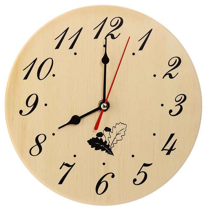 Часы в предбанник Невский банщикБ-1131Часы в предбанник выполнены из дерева, поэтому они отлично подойдут для использования в бане и сауне. Часы имеют три стрелки: часовую, минутную и секундную. Часы не боятся высоких температур и влажности. Благодаря таким часам вы сможете правильно определить длительность процедур. Деревянные часы станут прекрасным аксессуаром, а их дизайн поможет выдержать стиль традиционной бани.
