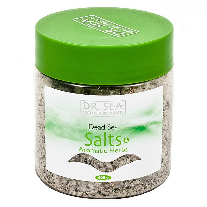 Соль для ванны Dr. Sea, с ароматическими травами, 600 г147Соль Мертвого моря для ванны Dr. Sea с ароматическими травами способствует регенерации кожи, делает ее более упругой, улучшает тургор, кровообращение, укрепляет стенки сосудов, заживляет раны, активно участвует в обменных процессах. Рекомендуется использовать для ванн, компрессов и обертываний. Способ применения: Общеукрепляющие ванны: растворите стакан соли (200 мл) в ванне с теплой водой, погрузитесь в воду на 15 минут, затем ополоснитесь теплой водой. Специальные ванны для лечения: концентрация по рекомендации врача. Основу косметики Dr. Sea составляют минералы, грязи и органические вытяжки Мертвого моря, а также натуральные растительные экстракты. Косметические средства Dr. Sea разрабатываются и производятся исключительно на территории Израиля в новейших технологических условиях, позволяющих максимально раскрыть и сохранить целебные свойства природных компонентов. Ни в одном из препаратов не содержится парааминобензойная кислота (так называемый...