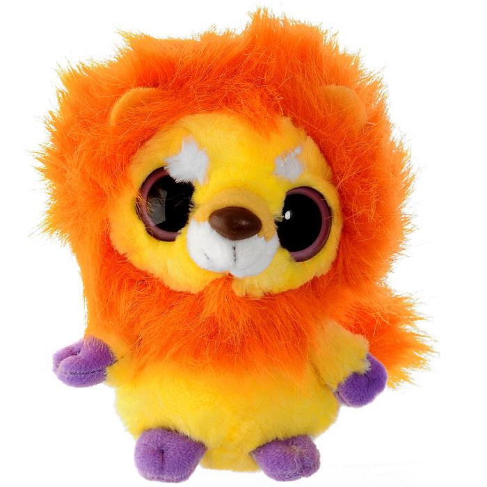 Мягкая игрушка Aurora Львенок, 12 см65-116Очаровательная мягкая игрушка Львенок, выполненная в виде героя известного детского мультфильма Юху и друзья (YooHoo & Friends), вызовет умиление и улыбку у каждого, кто ее увидит. Она станет замечательным подарком, как ребенку, так и взрослому. Игрушка удивительно приятна на ощупь, а специальные гранулы, используемые при ее набивке, способствуют развитию мелкой моторики рук малыша. Мягкая игрушка может стать милым подарком, а может быть и лучшим другом на все времена.