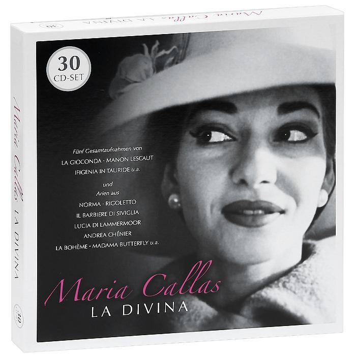 Zakazat.ru: Maria Callas. La Divina (30 CD)