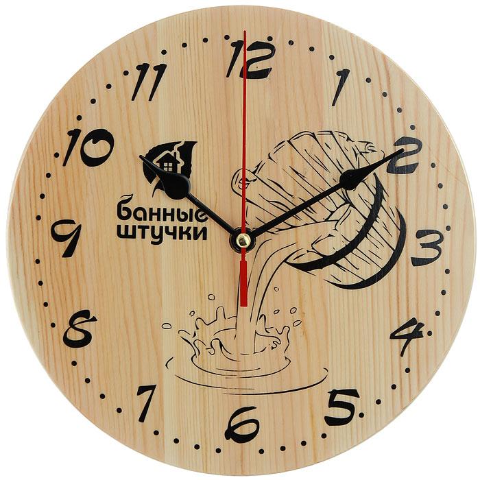 Часы в предбанник