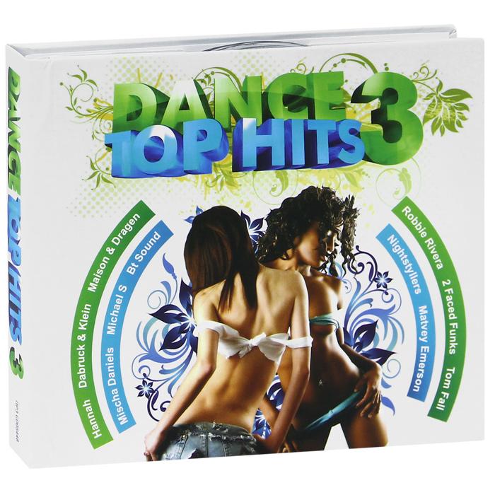 Dance Top Hits 3 (4 CD) 2012 4 Audio CD