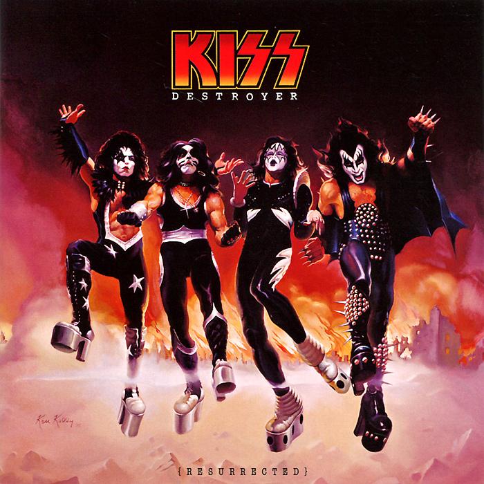 Kiss. Destroyer (Resurrected)