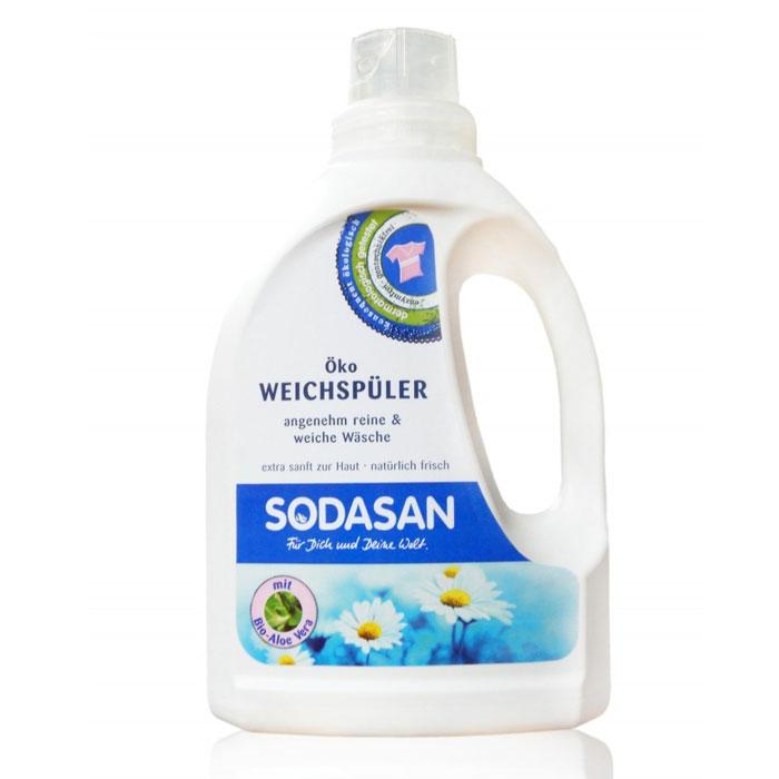 """Смягчитель тканей """"Sodasan"""" для быстрой глажки, 750 мл"""