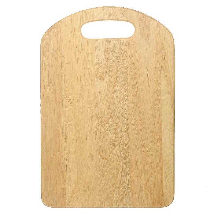 Доска разделочная Oriental way 30,5 х 20,5см 9/9549/954Прямоугольная разделочная доска Oriental way с ручкой изготовлена из высококачественной древесины гевеи. Прекрасно подходит для приготовления и сервировки пищи. Особенности разделочной доски Oriental way: высокое качество шлифовки поверхности изделий, двухслойное покрытие пищевым лаком, безопасным для здоровья человека, степень влажность 8-10%, не трескается и не рассыхается, высокая плотность структуры древесины, устойчива к механическим воздействиям. не предназначена для мытья в посудомоечной машине.