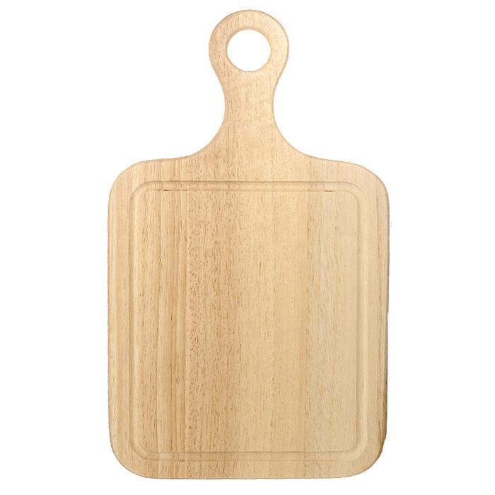 Доска разделочная Oriental way 40 х 23см 9/7469/746Прямоугольная разделочная доска Oriental way с ручкой изготовлена из высококачественной древесины гевеи. Доска имеет углубление для стока жидкости вдоль края. Прекрасно подходит для приготовления и сервировки пищи. Особенности разделочной доски Oriental way: высокое качество шлифовки поверхности изделий, двухслойное покрытие пищевым лаком, безопасным для здоровья человека, степень влажность 8-10%, не трескается и не рассыхается, высокая плотность структуры древесины, устойчива к механическим воздействиям, не предназначена для мытья в посудомоечной машине.