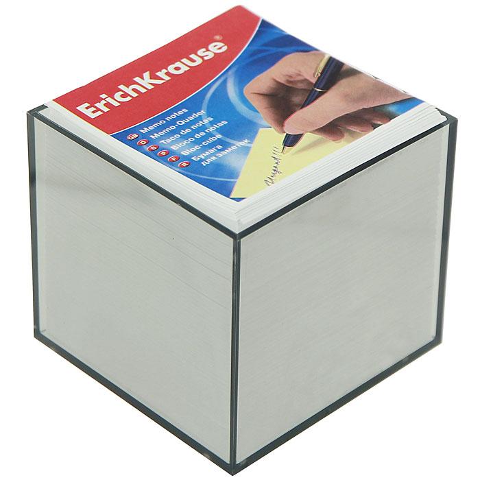 Бумага для заметок Erich Krause, в боксе, цвет: белый, 9 см х 9 см х 9 см4458Бумага для заметок Erich Krause в боксе - незаменимая вещь, которая помогает организовать пространство на вашем рабочем столе. Лаконичный дизайн и удобство в использовании сделают бумагу для заметок вашим надежным помощником. Для удобства хранения бумаги предусмотрен прозрачный пластиковый бокс, благодаря которому листы не растеряются и сохранят аккуратный вид на всем протяжении использования. Блок содержит бумагу белого цвета. Характеристики: Материал: бумага, пластик. Размер листа: 9 см x 9 см. Размер блока: 9 см x 9 см x 9 см. Размер бокса: 9,5 см x 9,5 см x 8,5 см.