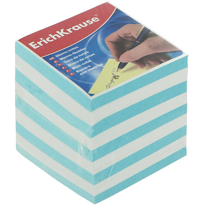 Бумага для заметок Erich Krause, цвет: голубой, белый, 9 см х 9 см х 9 см4457Бумага для заметок Erich Krause прекрасно подойдет для записи номеров телефонов, адресов, напоминания о важной встрече или внезапно пришедшей полезной мысли. Блок включает бумагу двух цветов: голубого и белого. Характеристики: Размер листа: 9 см x 9 см. Размер блока: 9 см x 9 см x 9 см.