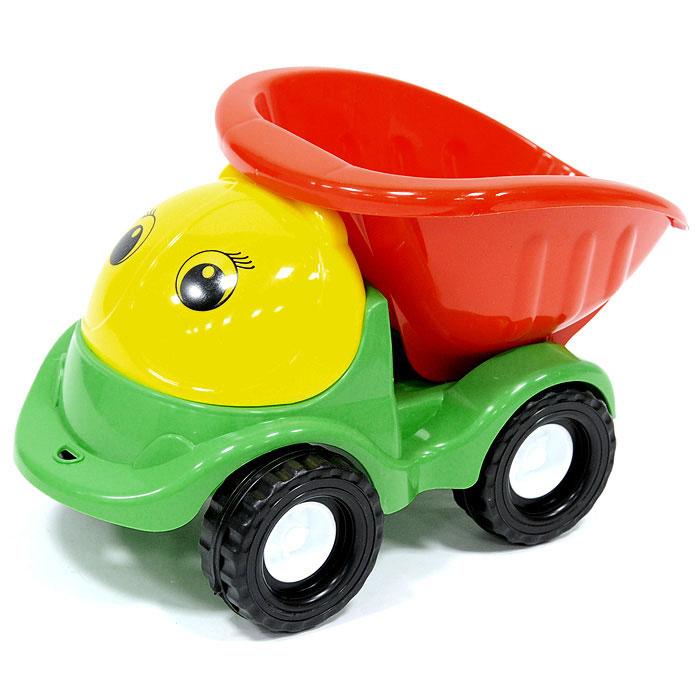Stellar Грузовик Пчелка01425Яркий грузовик Пчелка обязательно понравится малышу и доставит ему много удовольствия от часов, посвященных игре с ним. Грузовик с очаровательными глазками имеет вместительный кузов, который можно опускать, и большие колеса. Машинку можно катать на веревочке. Занятия с такой игрушкой помогут малышу развить цветовое восприятия, воображение и мелкую моторику рук. Порадуйте своего малыша таким замечательным подарком! Характеристики: Материал: пластик, металл. Размер грузовика: 25 см х 13,5 см х 14 см. Уважаемые клиенты! Обращаем ваше внимание на возможные варьирования в цветовом дизайне товара. Поставка возможна в одном из приведенных на изображении вариантов в зависимости от наличия на складе.