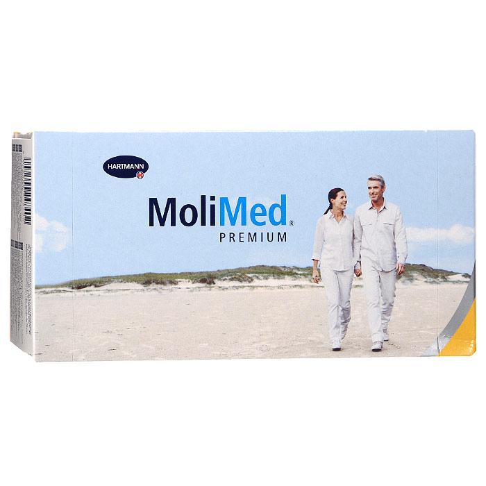 Прокладки для женщин Molimed Premium, ultra micro, 28 шт168131Прокладки гигиенические для женщин Molimed Premium ultra micro анатомической формы это надежное средство после вагинальных вмешательств и родов, а так же при легкой степени недержания у женщин, ведущих активный образ жизни. Прокладки имеют с ультрасорбционный слоем Dry Plus, который проводит жидкость и препятствует её обратному оттоку, суперабсорбент High Dry SAP превращает жидкость в гель и сохраняет кожу сухой, молекула CyDex нейтрализует запах и предупреждает его распространение. Эластичные манжеты плотно прилегают к телу, предотвращая протекание, а широкая клеящая полоса надежно фиксирует прокладку к нижнему белью, что делает ее незаметной и комфортной в носке. Прокладки дерматологически протестированы, не вызывают раздражение у людей с чувствительной кожей, воздухопроницаемы.