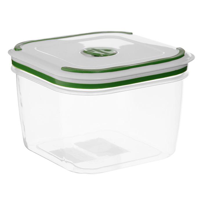 Контейнер для СВЧ NeoWay Simple control квадратный, 1,1 лGL9003Квадратный контейнер для СВЧ NeoWay Simple control выполнен из сочетания твердого и мягкого пластика, абсолютно безопасного для использования с пищевыми продуктами. Контейнер имеет инновационную крышку, обеспечивающую абсолютную герметичность и водонепроницаемость, не пропускает влагу и запахи, долго сохраняет свежесть продуктов. На крышке есть клапан для выпуска пара и антискользящие вставки для устойчивого вертикального хранения. Контейнер подойдет не только для разогревания продуктов в печи СВЧ, но и для хранения продуктов, в том числе в холодильной и морозильной камерах. Контейнер выдерживает температуру в диапазоне от -20°C до +120°, его можно мыть в посудомоечной машине и нельзя греть пустым и в режиме гриль. Характеристики: Материал: полипропилен. Объем контейнера: 1,1 л. Размер контейнера: 13 см х 13 см. Высота контейнера (без учета крышки): 9 см. Производитель: Китай. Артикул: GL9003.
