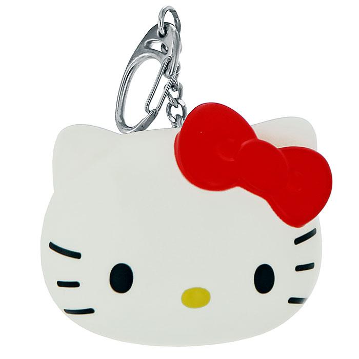 Брелок-копилка Hello Kitty1915Яркий Брелок-копилка Hello Kitty, непременно понравится вашей малышке и станет для нее любимым аксессуаром. Брелок изготовлен из мягкого пластика в виде головы очаровательной кошечки Кити с большим красным бантом и крепится при помощи карабина на цепочке. Ваша малышка может использовать брелок не только как аксессуар, но и как копилку.