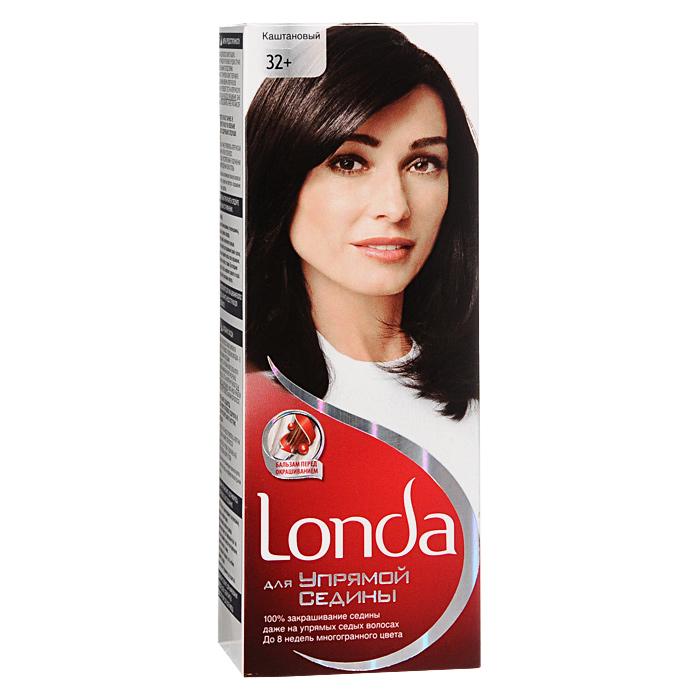 Крем-краска для волос Londa, для упрямой седины, 32+. КаштановыйLC-81308657Хотите избавиться от упрямой седины? Крем-краска для волос Londa идеально вам подойдет. Седые волосы имеют жесткую текстуру, поэтому они трудно поддаются прокрашиванию. Эта крем-краска специально разработана для направленного действия на самые неподдающиеся седые волосы. Это возможно благодаря действию эксклюзивному бальзаму перед окрашиванием, который помогает восстановить текстуру ваших волос для лучшего впитывания краски. Таким образом, краска проникает внутрь волоса и остается там. Результат: 100% закрашивание седины, до 8 недель стойкого цвета, многогранный цвет, естественный вид.