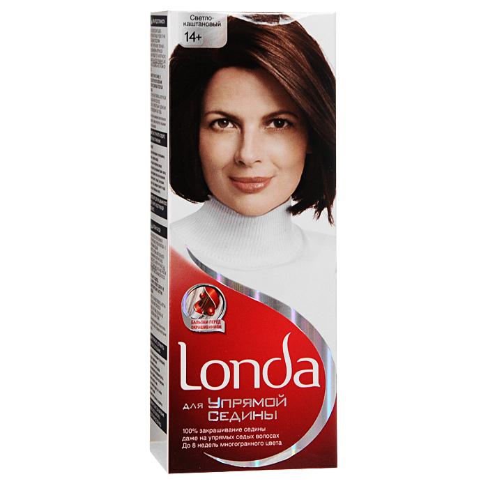 Крем-краска для волос Londa, для упрямой седины, 14+. Светло-каштановыйLC-81308655Хотите избавиться от упрямой седины? Крем-краска для волос Londa идеально вам подойдет. Седые волосы имеют жесткую текстуру, поэтому они трудно поддаются прокрашиванию. Эта крем-краска специально разработана для направленного действия на самые неподдающиеся седые волосы. Это возможно благодаря действию эксклюзивному бальзаму перед окрашиванием, который помогает восстановить текстуру ваших волос для лучшего впитывания краски. Таким образом, краска проникает внутрь волоса и остается там. Результат: 100% закрашивание седины, до 8 недель стойкого цвета, многогранный цвет, естественный вид.