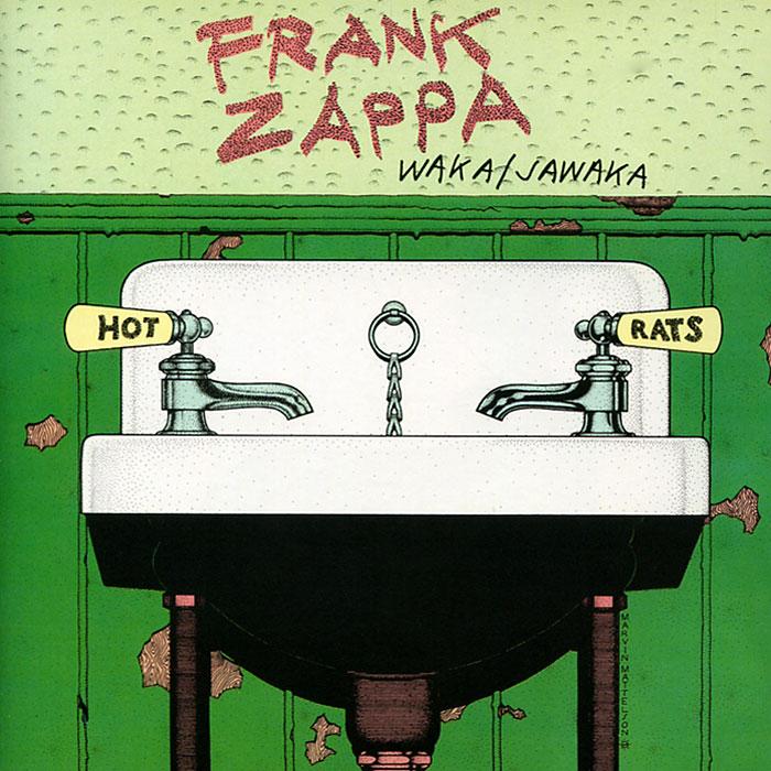 Frank Zappa. Waka/Jawaka