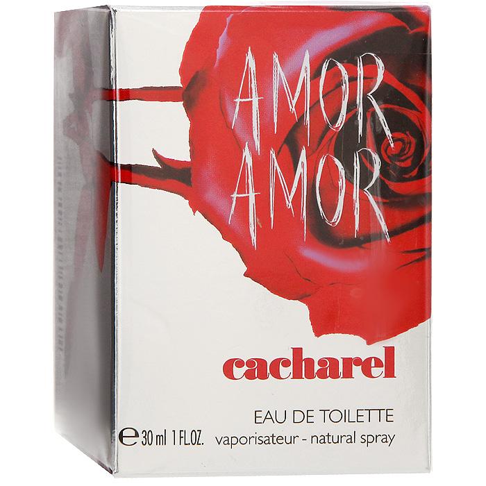 Cacharel Amor Amor. Туалетная вода, женская, 30 млL4762600Cacharel Amor Amor - цветочно-фруктовый аромат с ярко выраженной ноткой красной розы, символом пламенной любви и жгучей страсти. Такой темпераментный, задорный и страстный, этот новый парфюмерный шедевр не оставит без внимания пылких искусительниц. Amor Amor подарит своей обладательнице чувство нескончаемого счастья, а шлейф, оставленный после нее, еще долгое время будет восхищать прохожих. Флакон ярко-красного цвета помещен в серебристую коробку с отпечатком розы. Аромат подойдет всем молодым духом женщинам, готовых любить и быть любимыми. Классификация аромата : фруктовый, цветочный. Верхние ноты: черная смородина, корсиканский апельсин, мандарин, кассия, грейпфрут, бергамот. Ноты сердца: абрикос, лилия, жасмин, ландыш, роза. Ноты шлейфа: амбра, бобы тонка, ваниль, виргинский кедр, мускус. Ключевые слова : Мягкий, нежный, страстный, чувственный! Характеристики: ...
