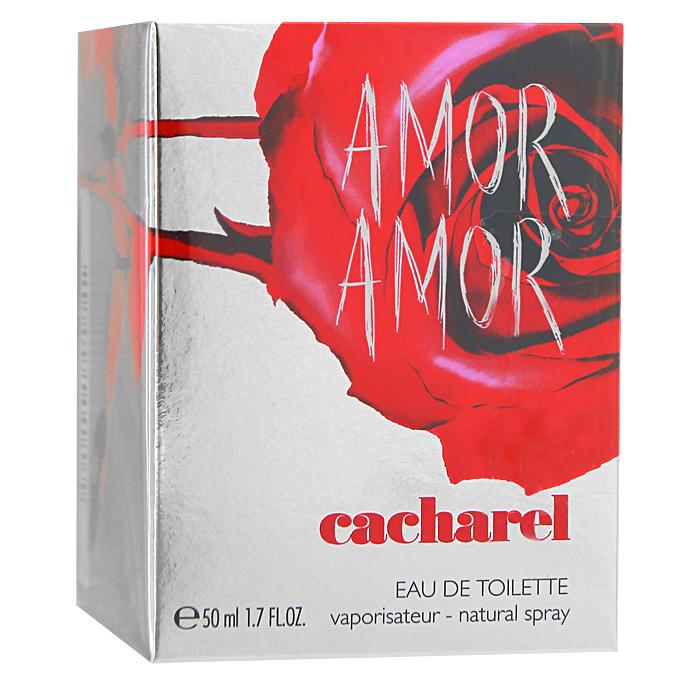 Cacharel Amor Amor. Туалетная вода, женская, 50 млL4762801Cacharel Amor Amor - цветочно-фруктовый аромат с ярко выраженной ноткой красной розы, символом пламенной любви и жгучей страсти. Такой темпераментный, задорный и страстный, этот новый парфюмерный шедевр не оставит без внимания пылких искусительниц. Amor Amor подарит своей обладательнице чувство нескончаемого счастья, а шлейф, оставленный после нее, еще долгое время будет восхищать прохожих. Флакон ярко-красного цвета помещен в серебристую коробку с отпечатком розы. Аромат подойдет всем молодым духом женщинам, готовых любить и быть любимыми. Классификация аромата : фруктовый, цветочный. Верхние ноты: черная смородина, корсиканский апельсин, мандарин, кассия, грейпфрут, бергамот. Ноты сердца: абрикос, лилия, жасмин, ландыш, роза. Ноты шлейфа: амбра, бобы тонка, ваниль, виргинский кедр, мускус. Ключевые слова : Мягкий, нежный, страстный, чувственный! Характеристики: ...